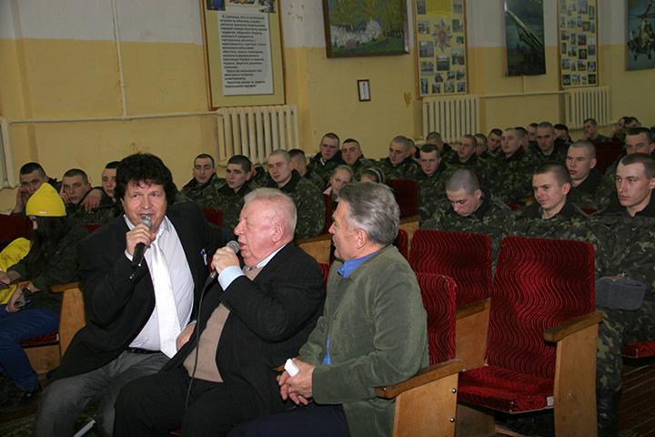 Володимир Матвієнко «Сини України»