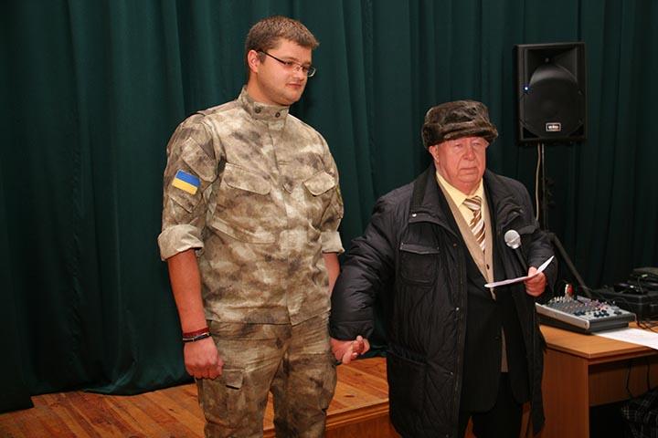 Володимиру Матвієнку - 77!