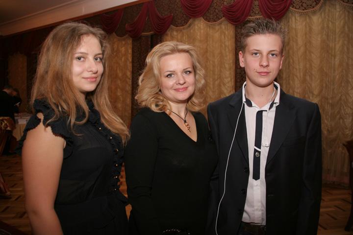 Ювілей Володимира Матвієнка